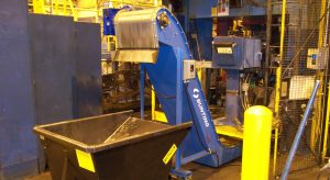 Bunting-Newton-MagSlide-Magnetic Chip Conveyors