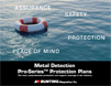 Metal Detection ProSeries™ Protection Plans