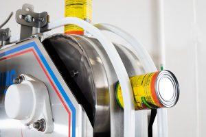 Estampado de metal-Transportadores magnéticos-Transportadores de latas-Separación magnética-Cintas transportadoras-Bunting-Newton