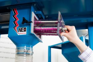 Plastics Industry-Magnetic Separation-Metal Detection-Bunting-Newton