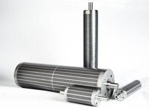 Cilindros de impresión magnética-Bunting-Newton