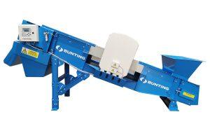 Shredder Feeder Conveyor_2-Bunting-Magnetic Separation-Metal Detection