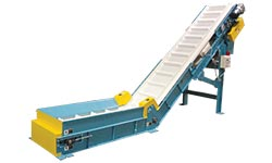 grinder-shredder-discharge-conveyors