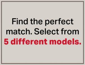 Diferentes modelos-Ventiladores de láminas magnéticas-Bunting-Newton