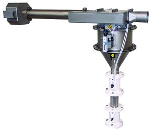 ptron-950p-pneumatic metal separators-Bunting Magnetics-magnets-metal detection-Newton, KS