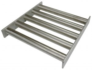 All Purpose Square Grate Magnets-Magnetic Cartridges-Magnetic Separation-Bunting-Newton
