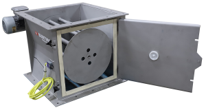 TurboGrate Magnetic Separator Closed-Magnetic Separation-Bunting Magnetics-Newton Kansas