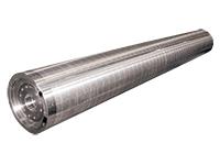 impresión con cilindro corrugado magnético