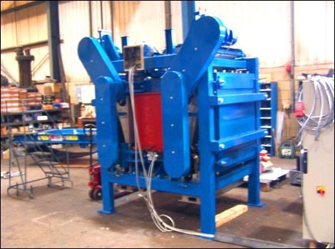 Induced Roll Separator 3-Bunting-Magnetic Separation-Mining-Aggregates-Minerals