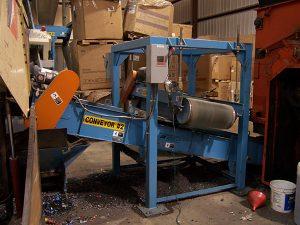 disaster relief-magnetic separation-Crossbelt magnets-magnet conveyors-Bunting Magnetics