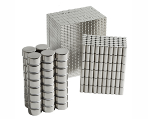 stacks of magnets