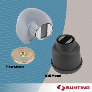 Topes de puerta magnéticos: mejore su hogar con topes de puerta magnéticos