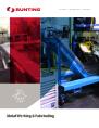 Bunting-Industria metalmecánica-Catálogos industriales-Transportadores-Transportadores magnéticos