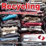 Transportadores de separación magnética SSSC para el éxito del reciclaje automático-Transportadores Bunting-Newton-Manejo de materiales