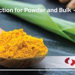 Detectores de metales quickTRON ™ 07 RH para una protección superior en polvo y a granel-Bunting-Newton