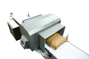 Detector de metales meTRON ™ 07 CI con kit Bulk Sense2-Bunting-Newton