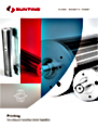 Bunting Printing Industry-Magnetic Printing Cylinders