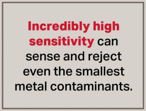 Increíblemente alta - sensibilidad-Bunting-Newton
