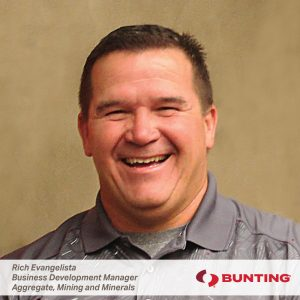 Rich Evangelista of Bunting Elected to NSSGA Manufacturers and Services Division Board of Directors-Bunting-Newton